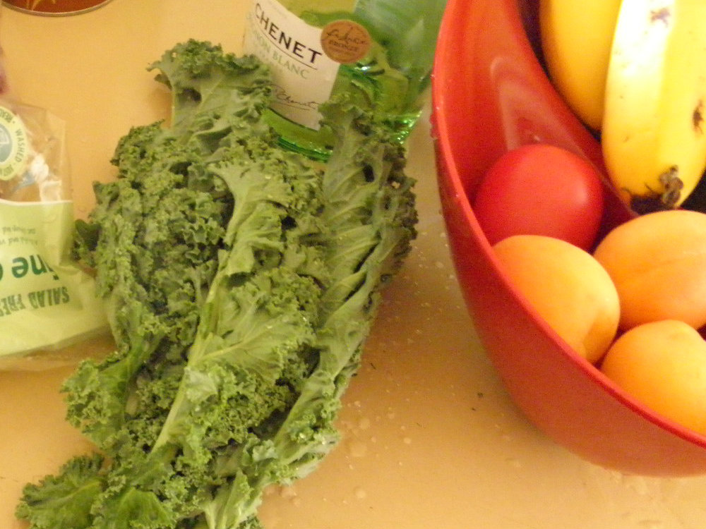 kale for non dairy source of calcium