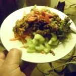 walnut taco winter salad