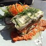 Raw lasagne adventures at Soul Sister