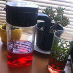 Iced tea refreshment