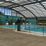 Swimming laps as meditation and exercise