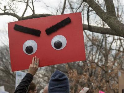 angry googly eyes - dopamine receptors