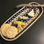 French cheese course – before dessert