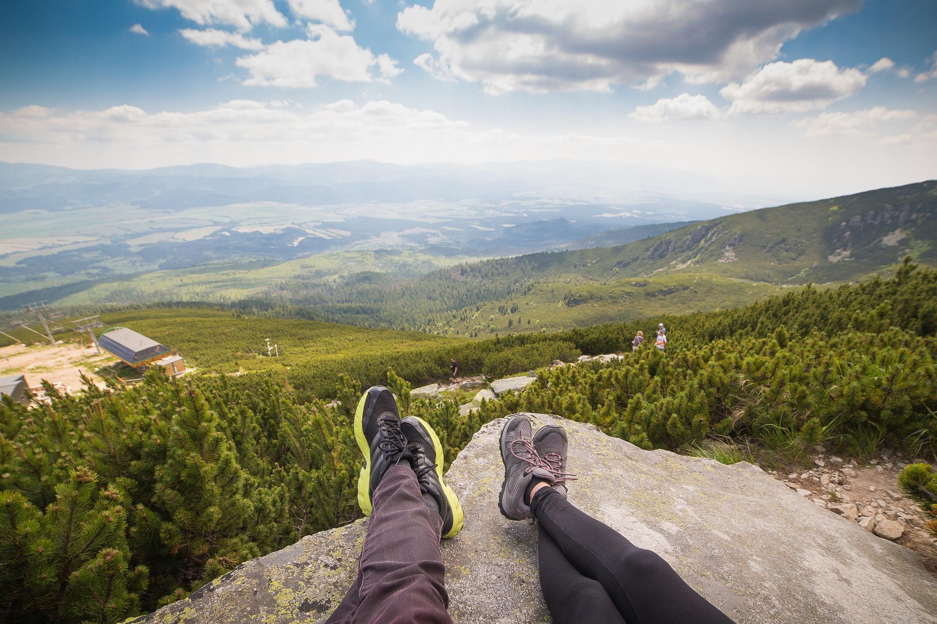 nicotine free, goodbye nicotine, climb that mountain, I did it!, the view is amazing