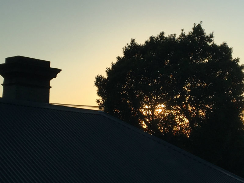 winter solstice 2017 - june 21 - shortest day