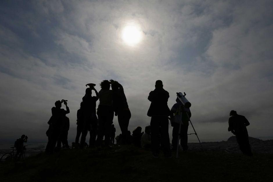 solar eclipse san francisco