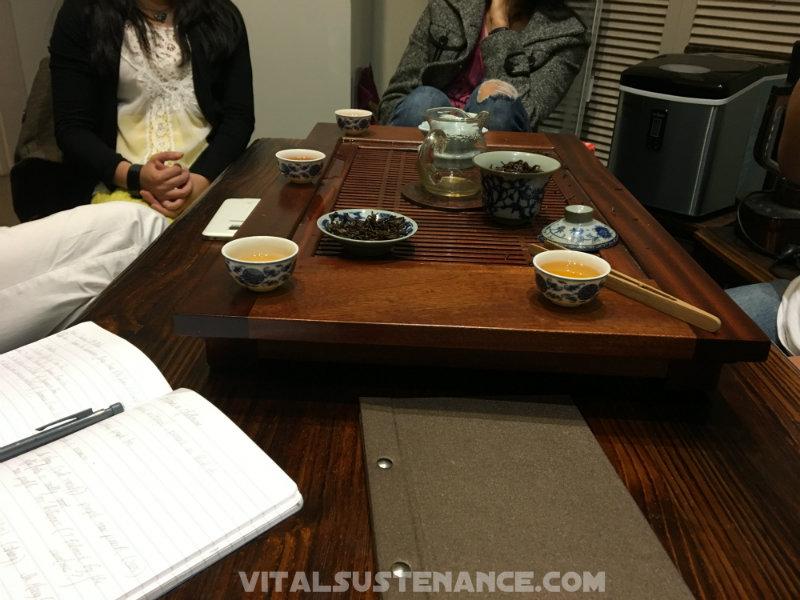 tea appreciation meet up