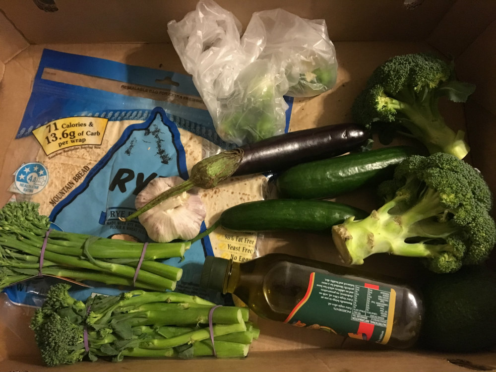 your grocer bounty - home delivered groceries