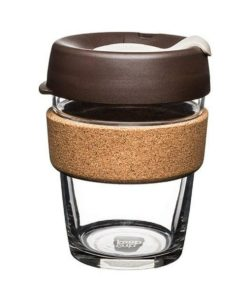 mocha lid with cork keep cup