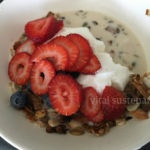 High protein breakfast cereal recipe