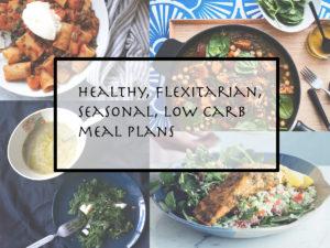 healthy winter meal plans - seasonal vegetarian meal plans