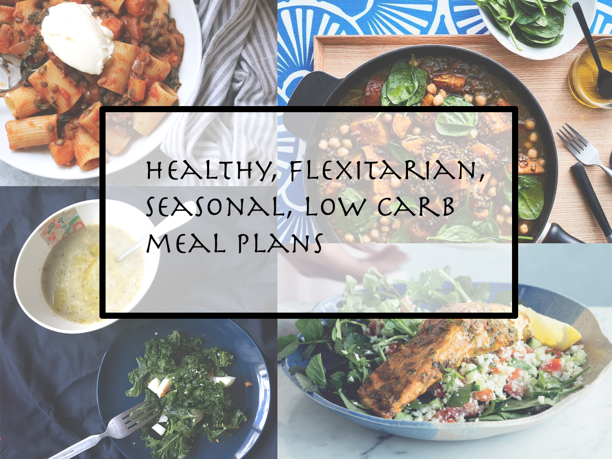 healthy winter meal plans - seasonal vegetarian meal plans