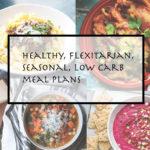 Week 3 – best winter recipes planning – August 11th