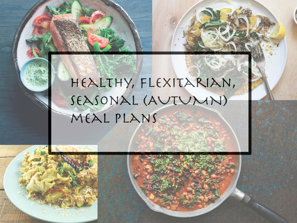 late autumn meal plans - with chard, pumpkin, cabbage, potato, broccolini and ramen